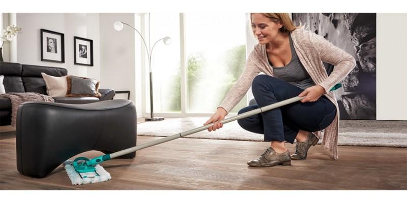 Lavete Mop: Microfibra, Bumbac, Rezerve | Leifheit