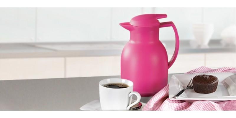 Termos pentru Cafea | Termos Mic Sticla & Inox Leifheit