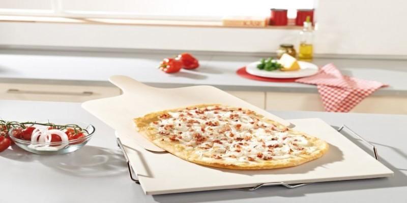 Accesorii Pizza: Pietre, Cutite Taiere | Organizare Bucatarie
